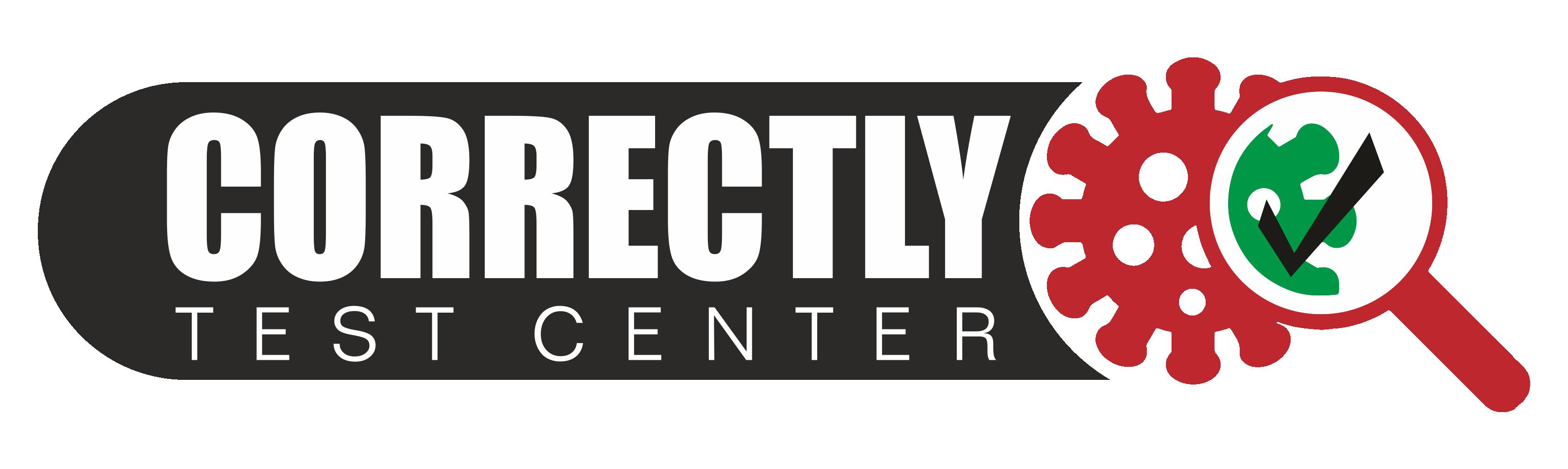 Correctly Testcenter Logo